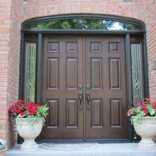 Should I A Wood Fibergl Or Steel Front Door