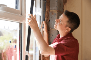 50 percent off window installation sale